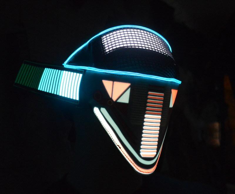 The Mask DJ with www.bookadj.ie